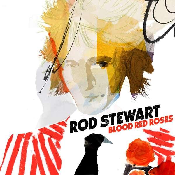 Rod Stewart: Blood Red Roses - 26.9.2018г., 2LP - 9.11.2018г.