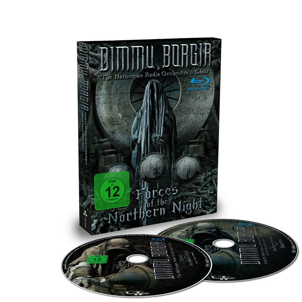 Dimmu Borgir DVD & Blu-ray