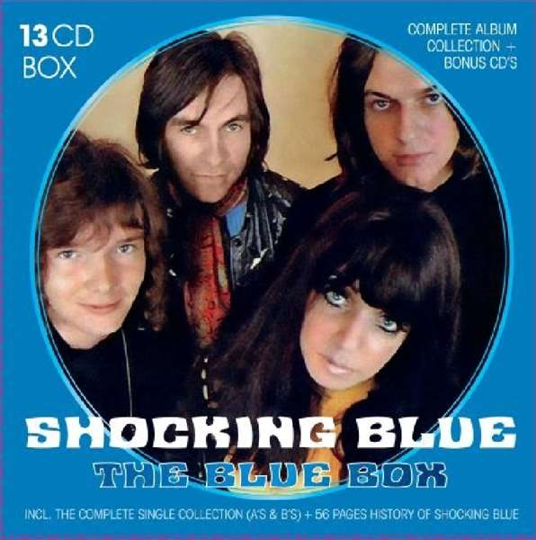 Shocking Blue: Blue Box